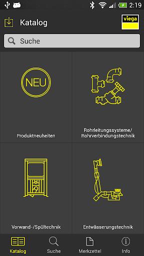 Katalog Viega Deutschland