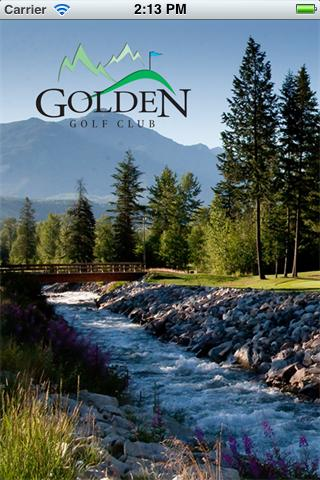 Golden Golf Club- screenshot