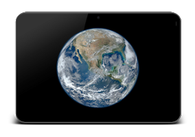 Screenshot of NASA Earth HD Wallpaper FREE