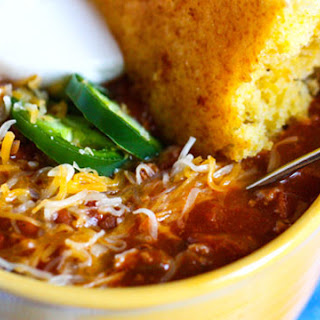 All-American Beef Chili with Beans
