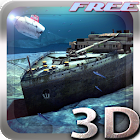 Titanic 3D Free live wallpaper icon