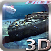 Titanic 3D Free live wallpaper