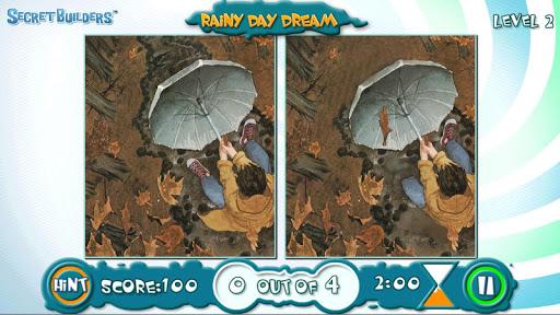Rainy Day Dream Hidden Game
