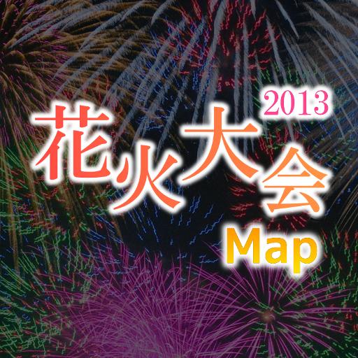 花火大会Map 旅遊 App LOGO-硬是要APP