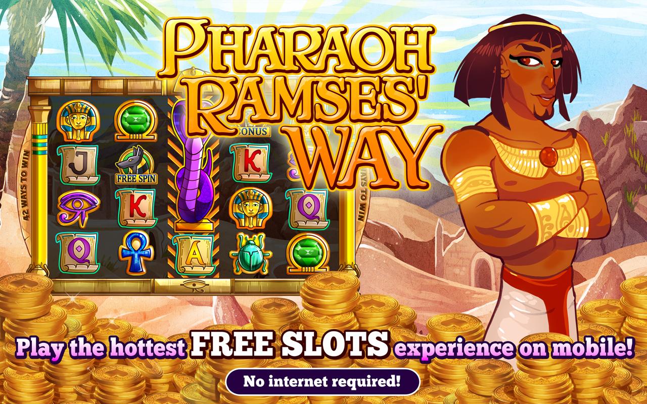 free pharaoh casino game