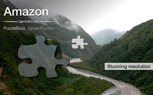 Amazon Jigsaw Puzzles