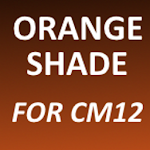Orange Shade - CM12 Theme v2.3