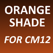 Orange Shade - CM12 Theme