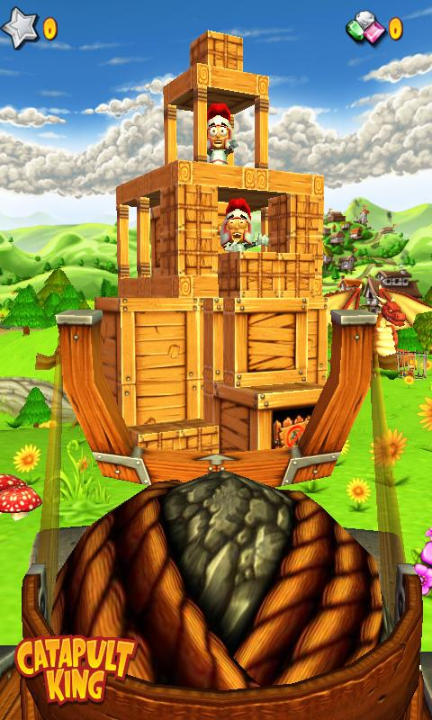 Catapult King (Android) reviews at Android Quality Index