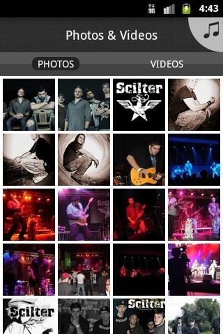 Scilter - screenshot
