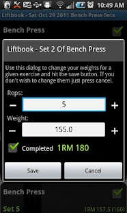 Liftbook - screenshot thumbnail