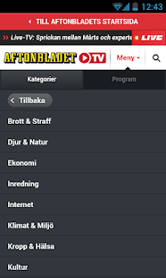 Aftonbladet TV- screenshot thumbnail
