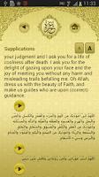 Screenshot of Umrah Application