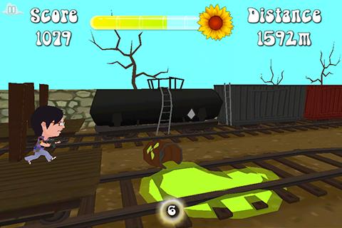 Flower Warfare: The Game Free - screenshot