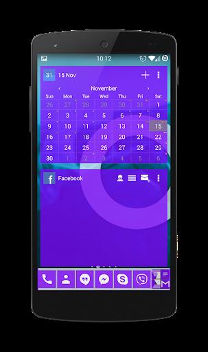 APW Theme 192C Purple