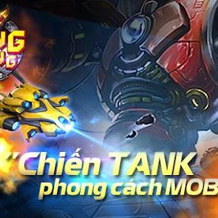 Tải game BangBang Tank Mobile - Game chiến đấu xe tăng cực hot