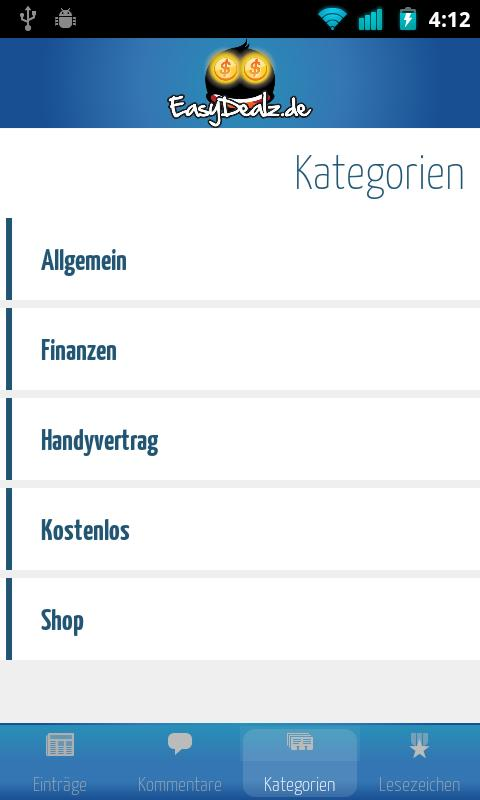 EasyDealz.de- screenshot