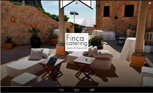 Finca Catering- screenshot thumbnail