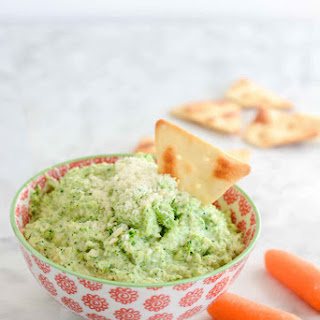 Broccoli Pesto Dip.