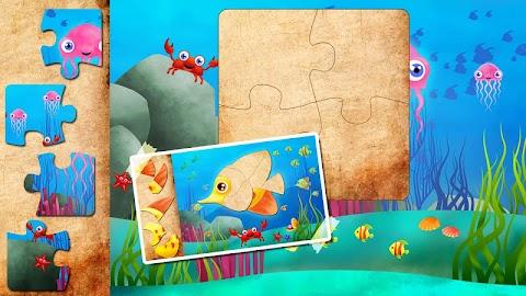 HD Puzzle Kids & Toddlers Lite Screenshot 13