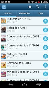 CB kiosk - screenshot thumbnail