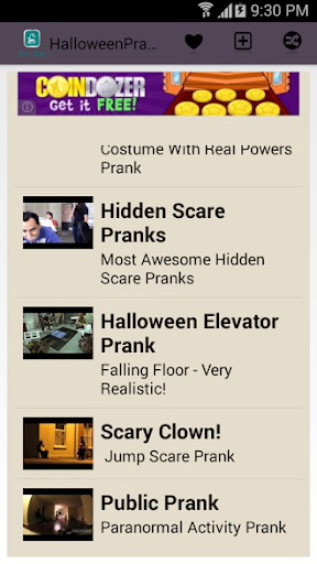 Funny Halloween Pranks