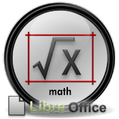 08 LibreOffice Math