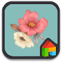 Blossom LINE Launcher theme icon