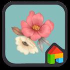 Blossom LINE Launcher theme icon