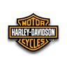 Logo Widgets - Harley-Davidson icon