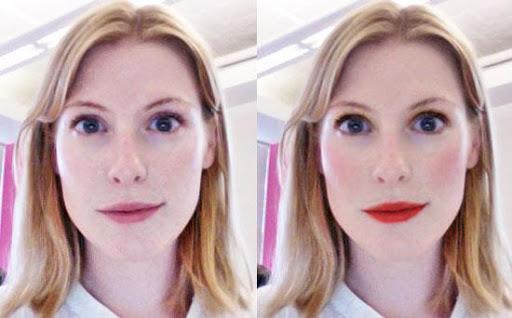 Photoshop Makeup Effect