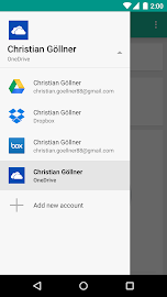 Unclouded - Cloud Manager Screenshot 7