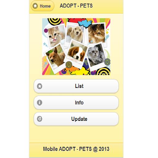 Adopt Pets