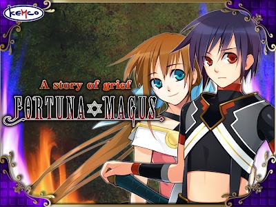 RPG Fortuna Magus - KEMCO v1.0.6g