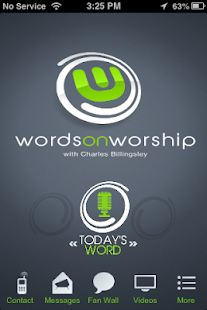 Words on Worship- screenshot thumbnail