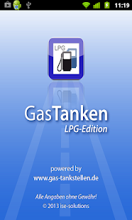 GasTanken LPG-Edition – Miniaturansicht des Screenshots