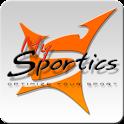 MySportics logo