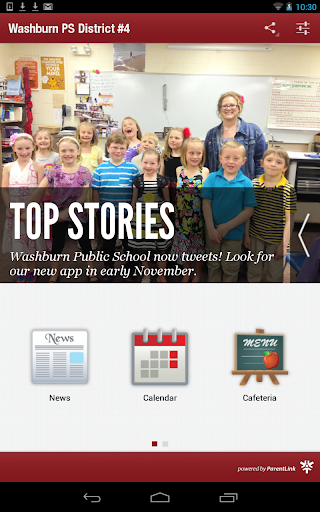 Washburn PS District 4