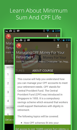 How To Manage CPF Accounts