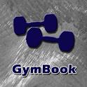 GymBook Pro Fitness & Workout logo