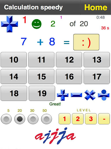 Math Doctor 4Phone Free 3.4 screenshots 5