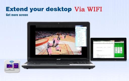 ExtDisplay WiFi Extend Display