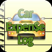 Car Expense Log