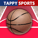 Tappy Sports Basketball NBA icon