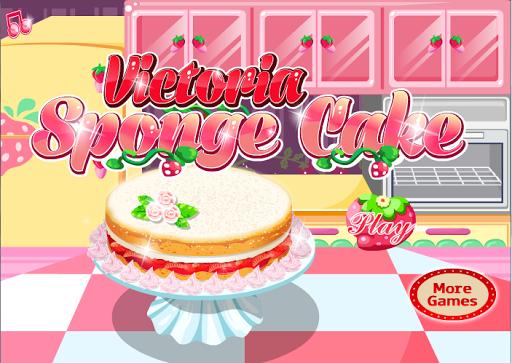 ビクトリアスポンジケーキ