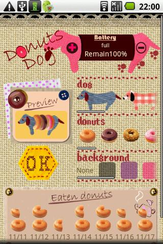 Enjoyable Donuts Dog Android Apps On Google Play Hairstyles For Women Draintrainus