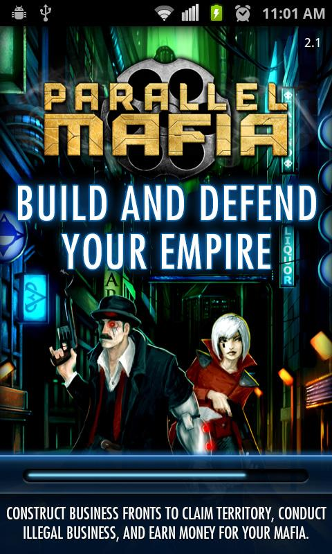 Parallel Mafia MMORPG- screenshot