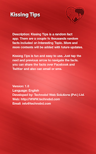 KissingTips- screenshot thumbnail