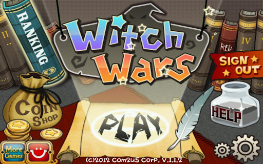 Witch Wars: Puzzle apk v1.1.2 - Android