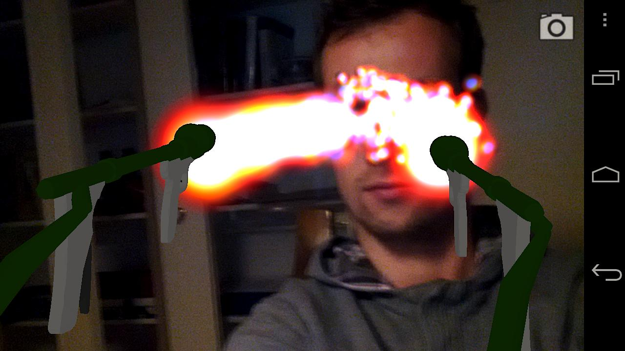 3DWeapons - screenshot